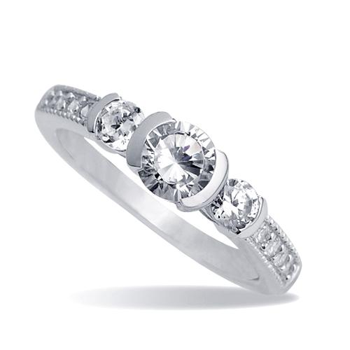 Sterling Silver Ring 925 silver hallmark