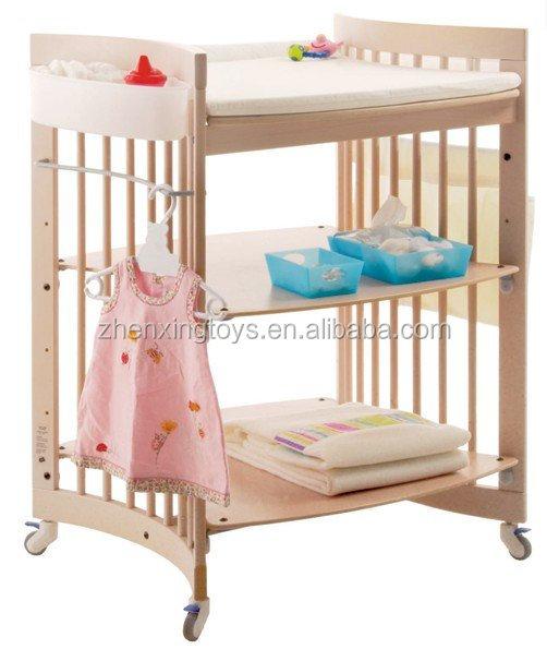 Прочный и безопасный для здоровья, экологически чистый детский стол для переодевания