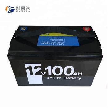 LiFePO4 battery 12v 24v 36v 48v 20ah 40ah 50ah 60ah 100ah deep cycle lithium ion battery