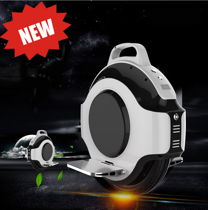 New Bluetooth One Wheel Scooter Hover Board Wheelbarrow One Wheel Electric