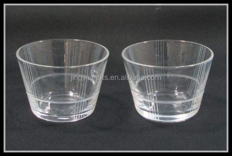gros transparent verre de vin potable tasse en verre de. Black Bedroom Furniture Sets. Home Design Ideas