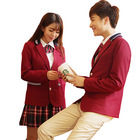 High School School High Quality School Uniforms Wholesale