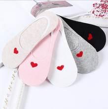 5 пар/лот, летние корейские носки, женские носки с мультяшным котом, лисой, мышкой, носки с милыми животными, забавные короткие носки, хлопков...(Китай)