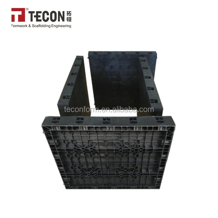 Пластиковая опалубка для бетона купить керамзитобетон чебоксары