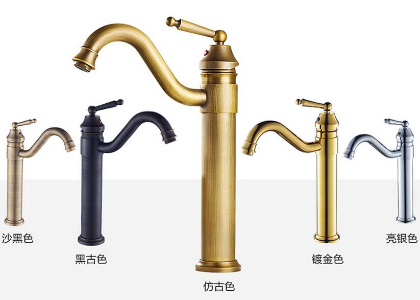 7 Faucet Finishes For Fabulous Bathrooms: Popular Retro Bathroom Faucet-Buy Cheap Retro Bathroom