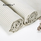 Earthing Fabric Silver Fabric 6% Silver Fiber Woven Earthing Grounding Sheet Conductive Fabric