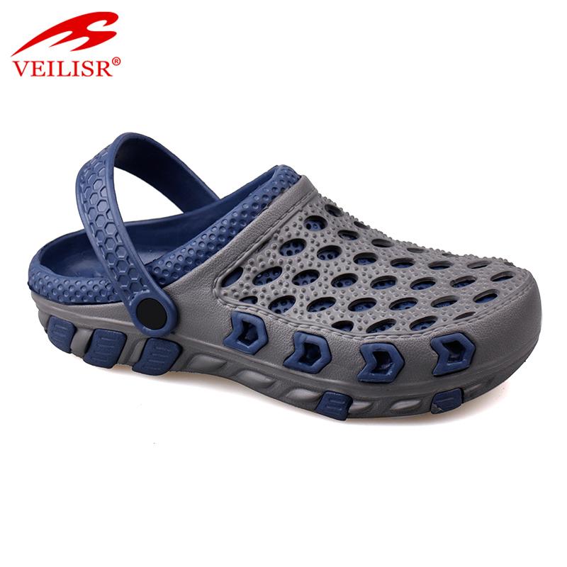 Двухслойные дизайнерские сандалии, все размеры, eva, мужские садовые Сабо