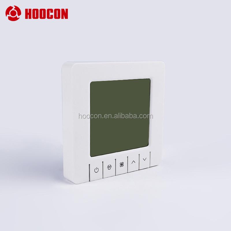 Цифровой термостат с регулятором температуры в помещении, новый дизайн