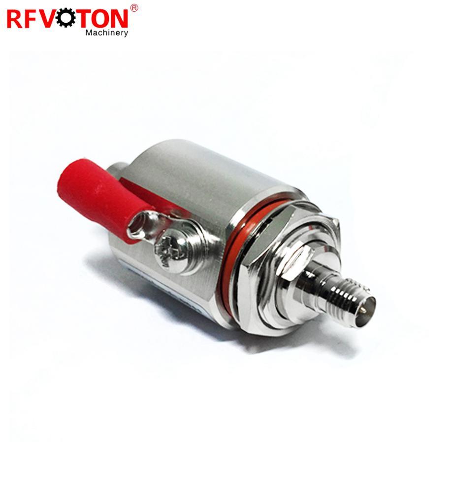 RP SMA 6 ГГц Защита от перенапряжения/молнии rp sma штекер-rp гнездовой перебойник защита от разряда газовой трубки