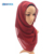 High quality chiffon women muslim style hijab long muslim