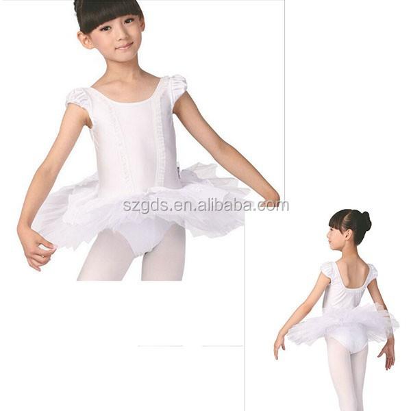 MäDchen Prinzessin Tutu RöCke Set 5 Paket Kinder Ballett Tutu KostüM Kleid E3Q1