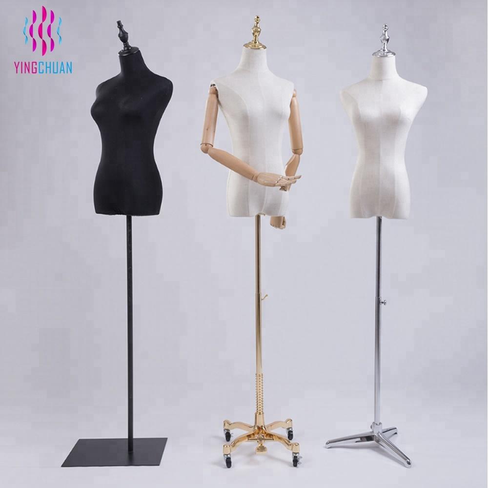 Female Adjustable Dress Form Mannequin For Sale - Buy Adjustable Dress Form  Mannequin,Adjustable Dress Form,Dress Form Mannequin Product on