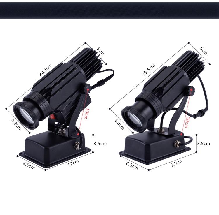 Лазерный проектор логотипа 30 Вт 40 Вт 60 Вт 80 Вт 100 Вт 200 Вт 300 Вт 350 Вт дверной проектор с логотипом gobo на заказ