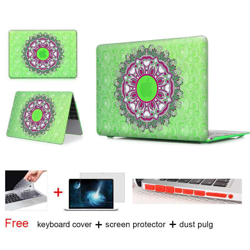 a1578542a3fa Ukrainian Ethnic Garland Laptop Accessories Hard Cases Cover For ...