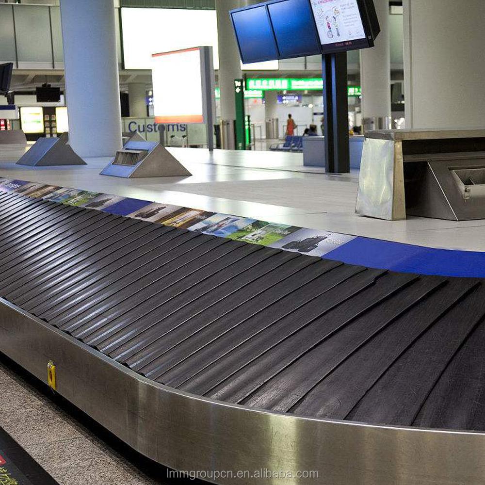 Багаж в аэропорту конвейер нория элеватор