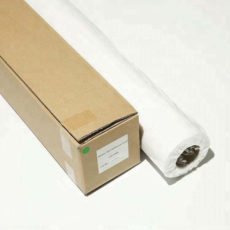 Self-Adhesive Matt inkjet PP synthetic Paper For Eco-Solvent-150 (water transfer tattoo)