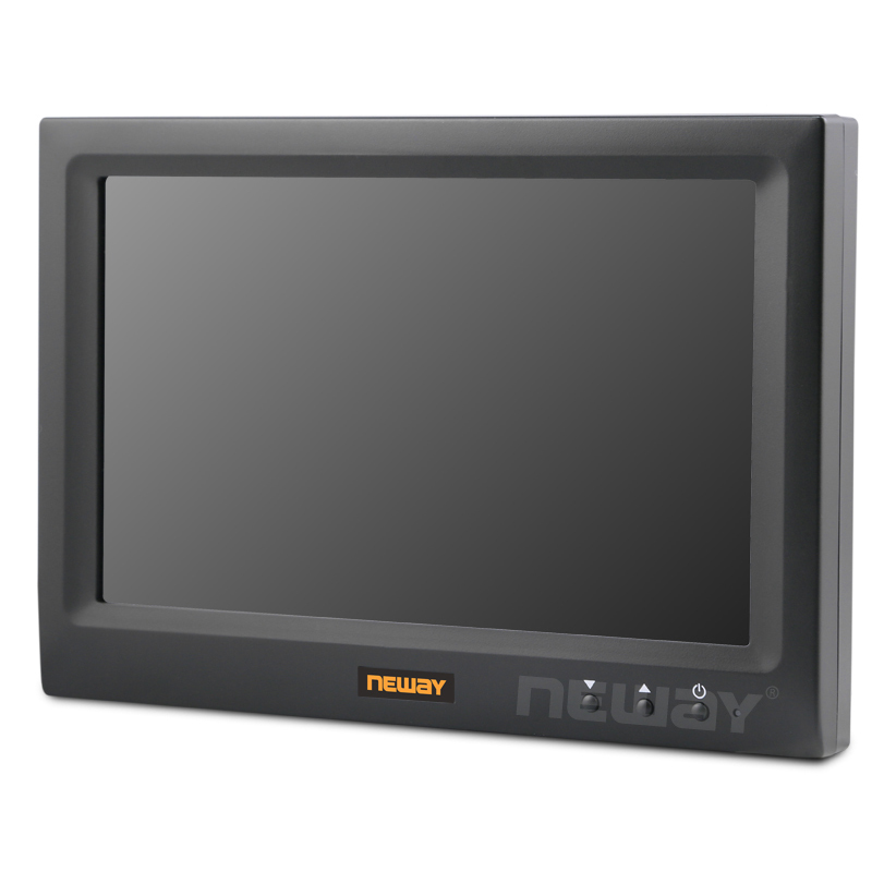 Tft Widescreen 7 Inch Headrest Car Monitor With Usb