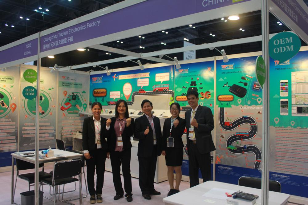 2017 October 11th-14th China Global Sources Electronics & Components