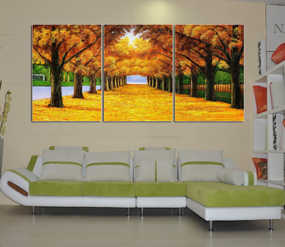 Modern wall stickers decorative painting frame painting - Modern wall paintings living room ...