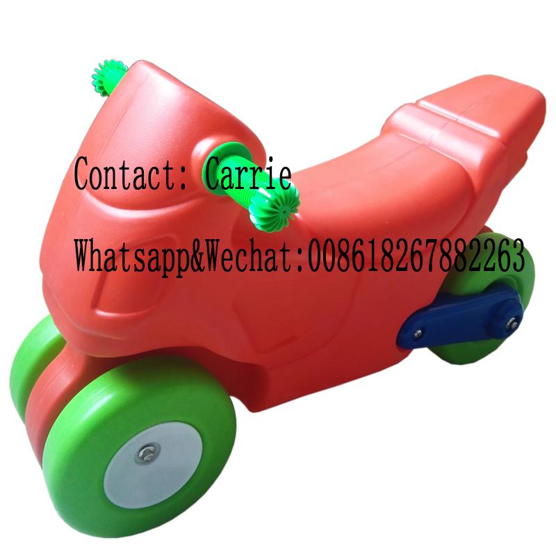 Детский Пластиковый кататься на игрушечных машинках двигатель автомобиля для детей
