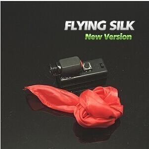 Flying Silk Stage Magic Magic Trick Gimmick Ireliamagic props retail and wholesale