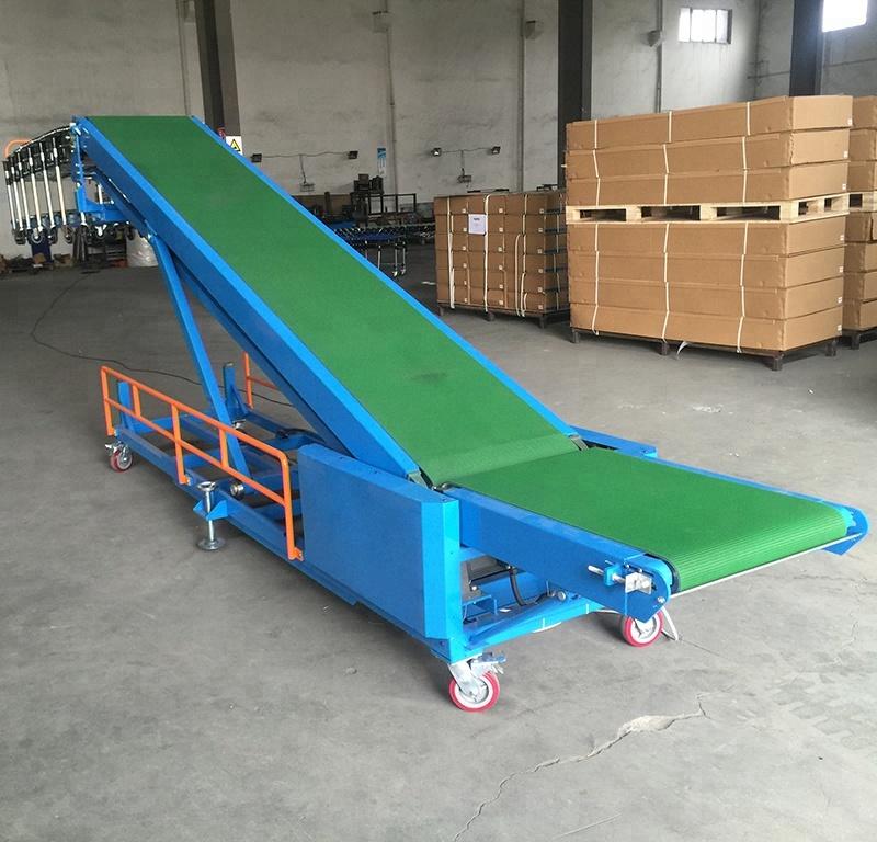 Truck Loading Machine Belt Conveyor System - Buy Belt Conveyor System,Truck Loading Machine Belt,Truck Loading Machine Belt Product on Alibaba.com