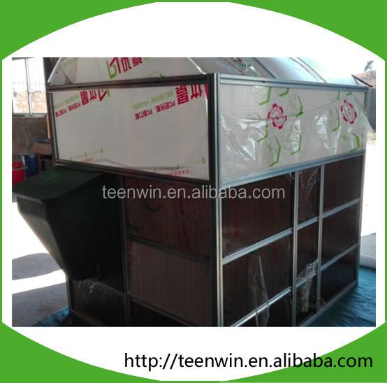 3 куб. М биогазовый передатчик семейного размера