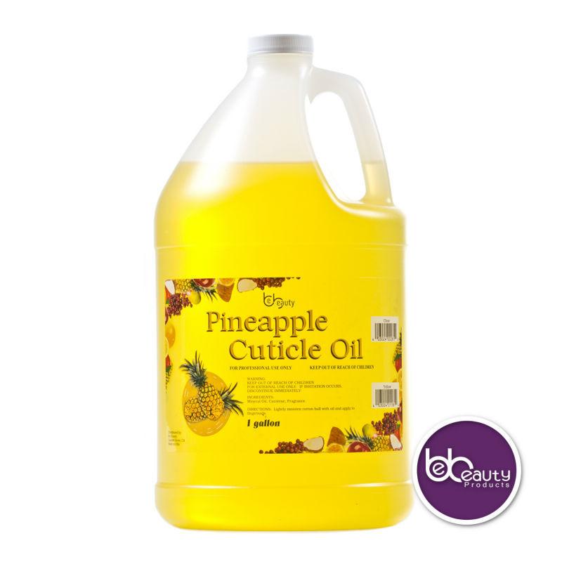 Cuticle Oil Pineapple Yellow