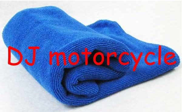 30 * 70 см микроволокнистый автомобиль стиральная полотенце дом очищение полотенце компьютер очищение полотенце синий 1 много = 8 шт.
