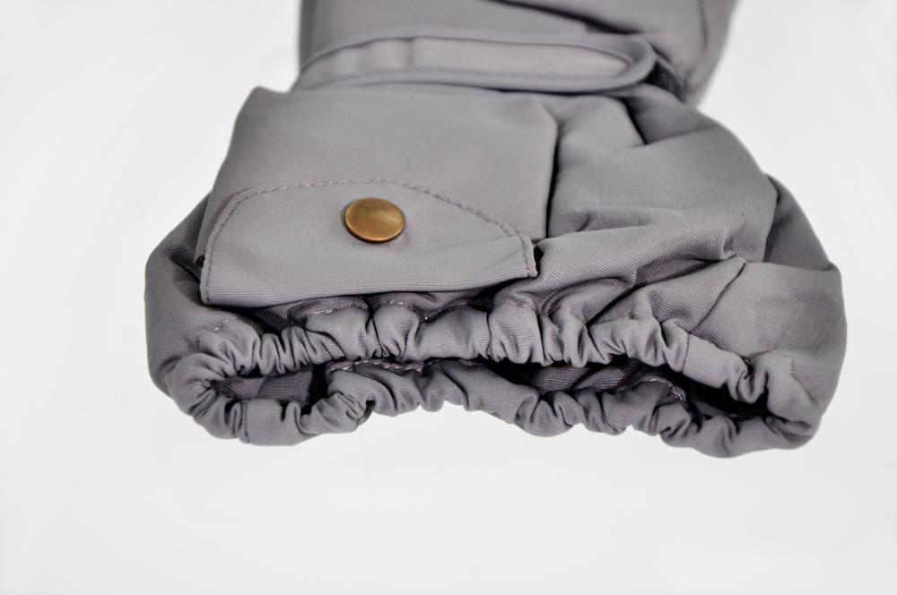 Electric Battery Heated Mittens with Rechargeable Battery