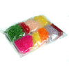 4mm Red series colors 10 Colors*5 strands