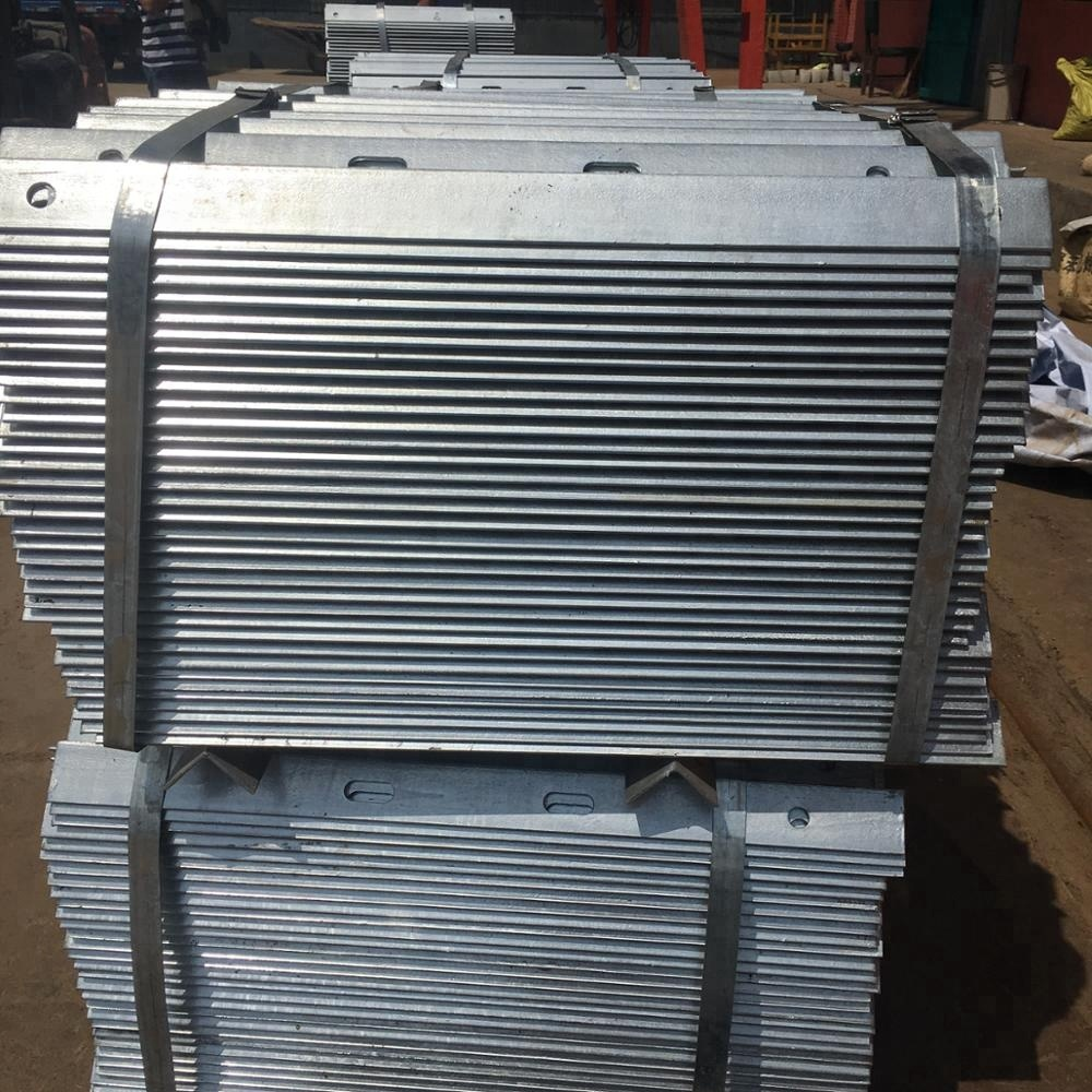 Overhead line hardware HIgh and Low voltage cross arm