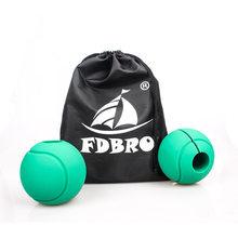 FDBRO 1 пара Штанги Гантели толстые ручки для штанги силиконовые противоскользящие защитные накладки для тяжелой атлетики поддержка жировых ...(Китай)
