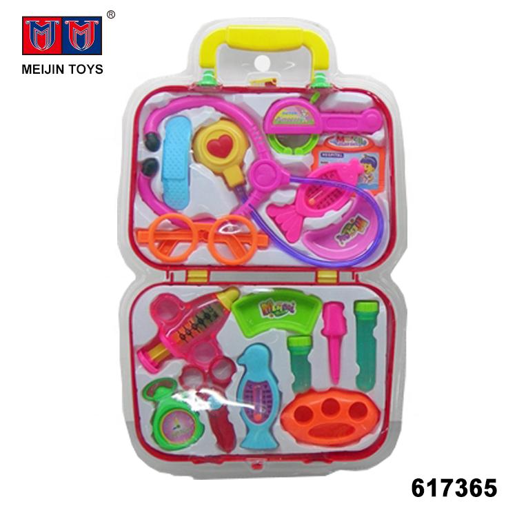Популярные товары, дешевый медицинский игровой набор, игрушечный докторский инструмент для детей