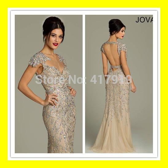Discount Designer Evening Dresses: Cheap Designer Dresses Shop Prom Fishtail Evening Dress