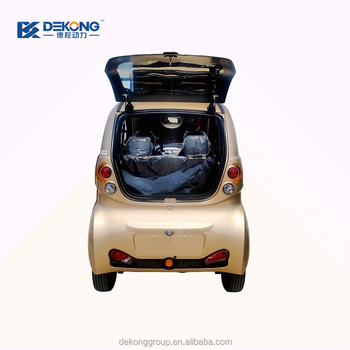 30km/h brand new left hand drive 4 person small electric city car