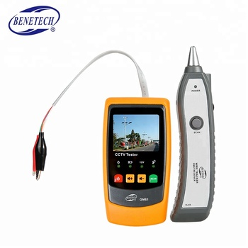 GM61 High Performance Digital CCTV Tester with LCD display