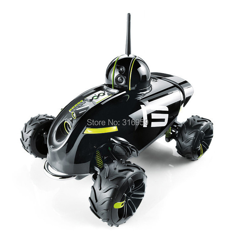 Rc Car Model Spy Car 4 Channels Hd Camera And Conversation