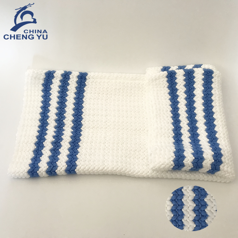 high water-absorption ability easy cleaning cloth floor rag