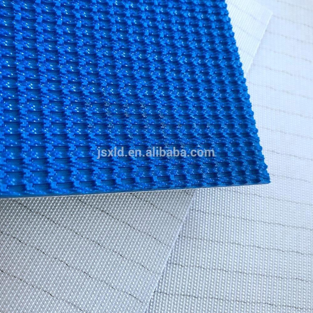 Wholesale Blue Rough Top PVC Conveyor Belt Manufacturer