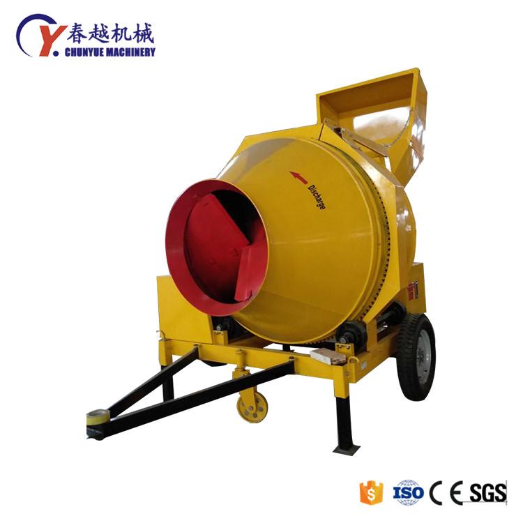 Китайский завод, мини-дизельный Бетономешалка JZC500 по лучшей цене