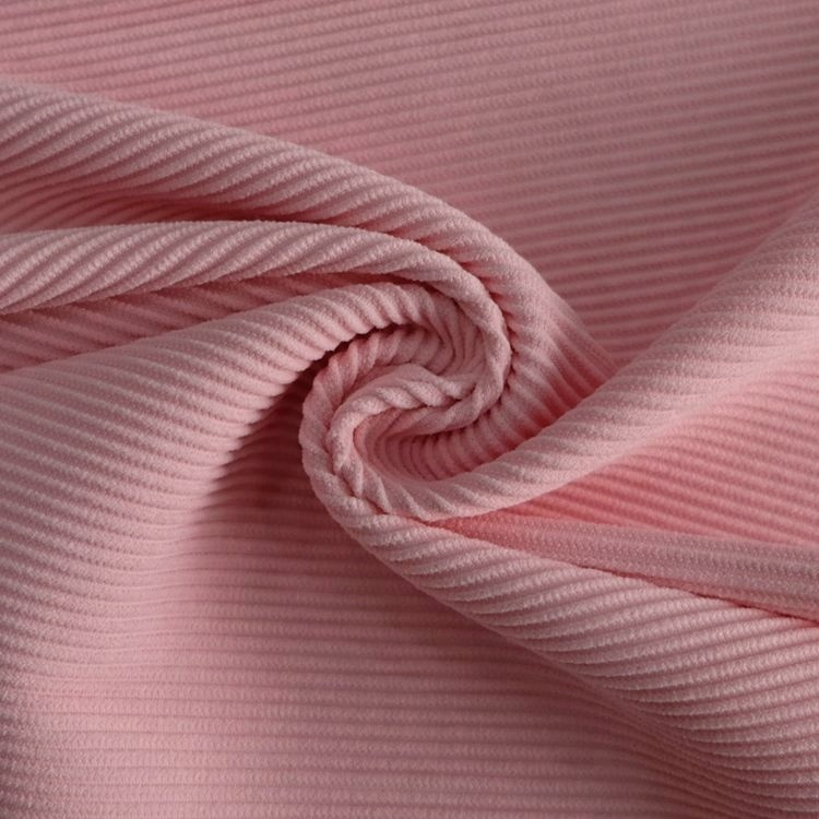 High quality 85%polyamide 15%elastane lycra ribbed swimwear for bikini
