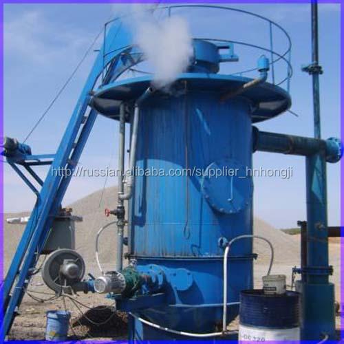 2015 г. Новый Газигенератор угля для электростанции