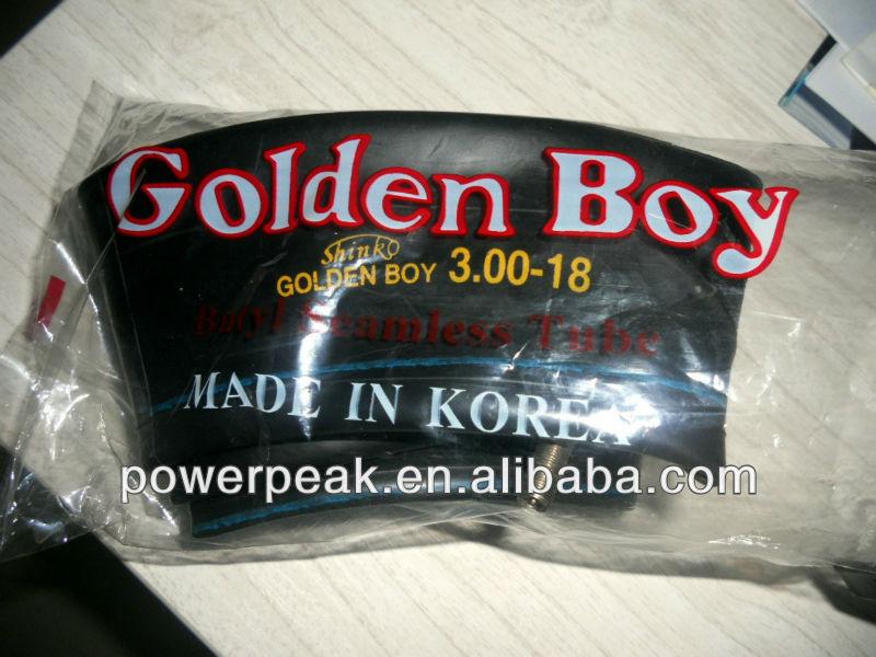 Golden Boy Tube