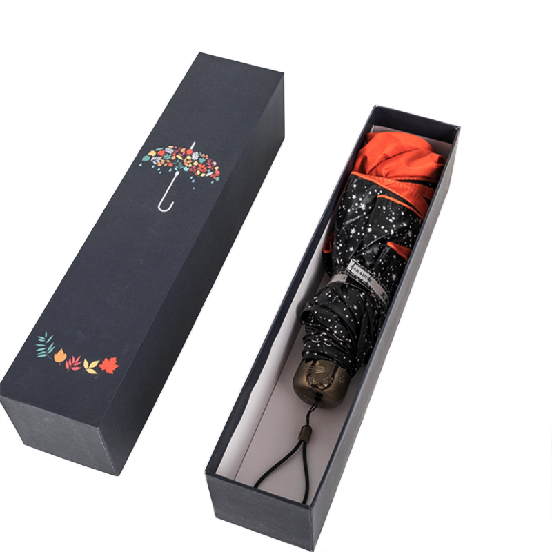 Customized Black Printed Lid-off Folding Umbrella Packing Box,Paper Gift  Box - Buy Folding Packing Box,Umbrella Paper Box,Paper Gift Box Product on  Alibaba.com
