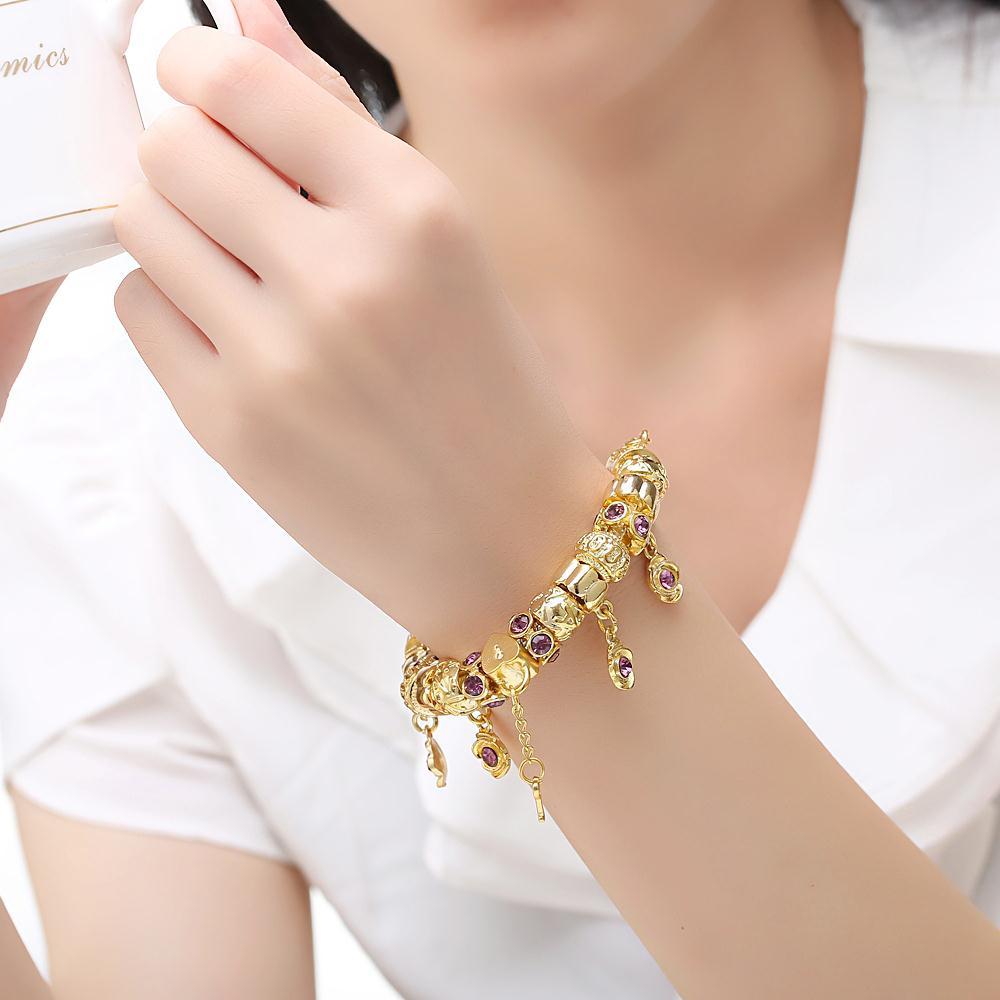 Gold Pandora Bracelet For Sale The Art Of Mike Mignola