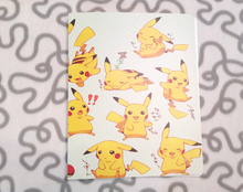 LIMITED Pikachu Collection 324 Pokemon cards Album Book List playing cards pokemon cards holder pokemon toys