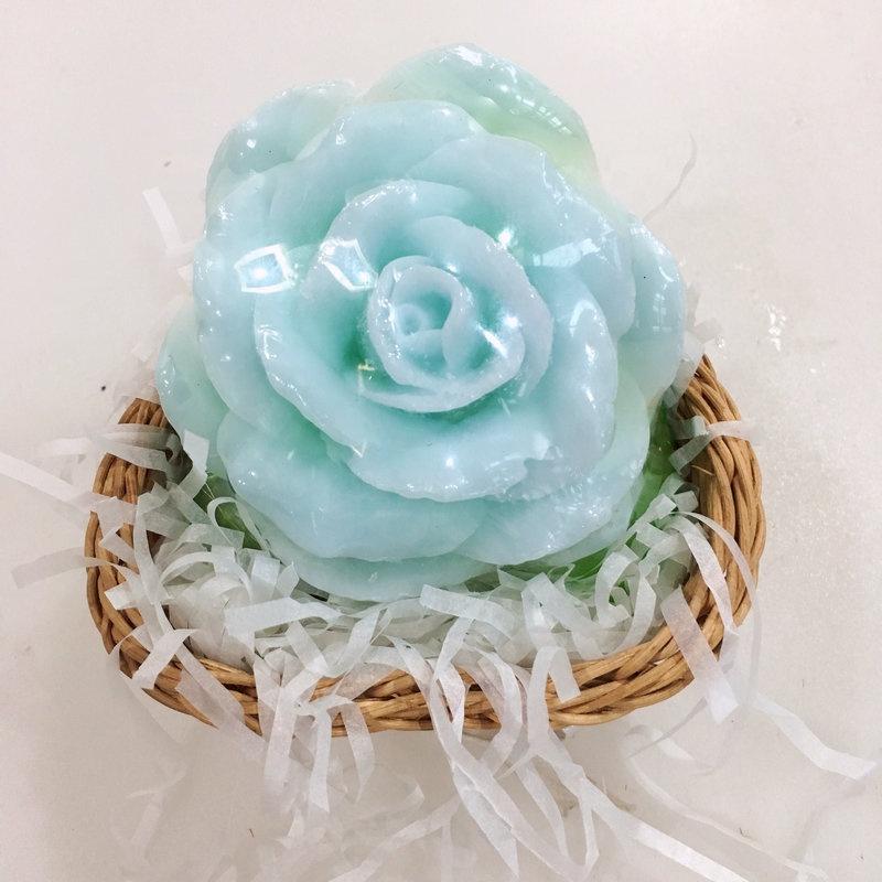 Good Quality Romantic Flower Bath Soap Hot Sell Handmade Soap