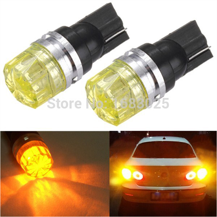 best price 4pcs lot t10 w5w 194 168 amber yellow 5050 smd led car auto side tail turn lights. Black Bedroom Furniture Sets. Home Design Ideas