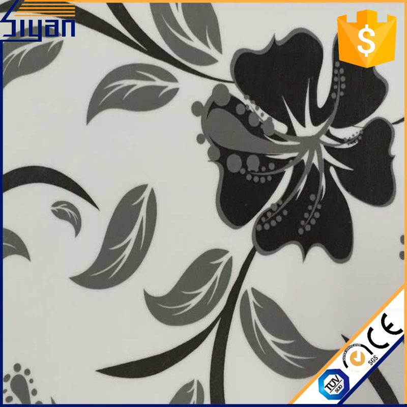 High glossy and matte decorative pvc film for furniture